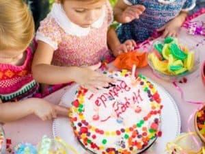 день рождения двухлетки
