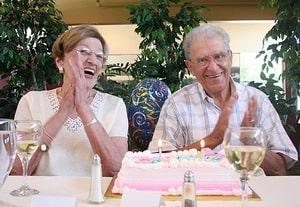 праздник для пожилых людей