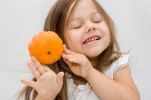 ребенок-вегетарианец