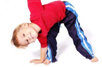 фитнес детям
