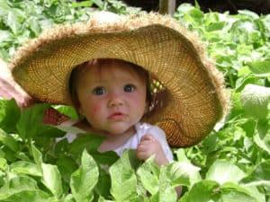 чем занять ребенка на даче_фото