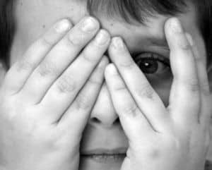 Страх у ребенка