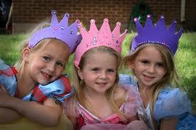 как отметить День Рождения маленькой принцессы