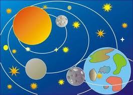сценарий дня рождения - космическое путешествие