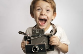 Юный фотограф