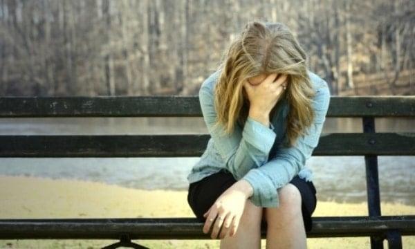 Депрессия у женщиины