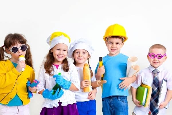 Детские интересы в юном возрасте