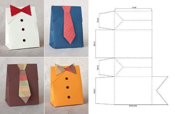 Пакеты упаковочные из бумаги