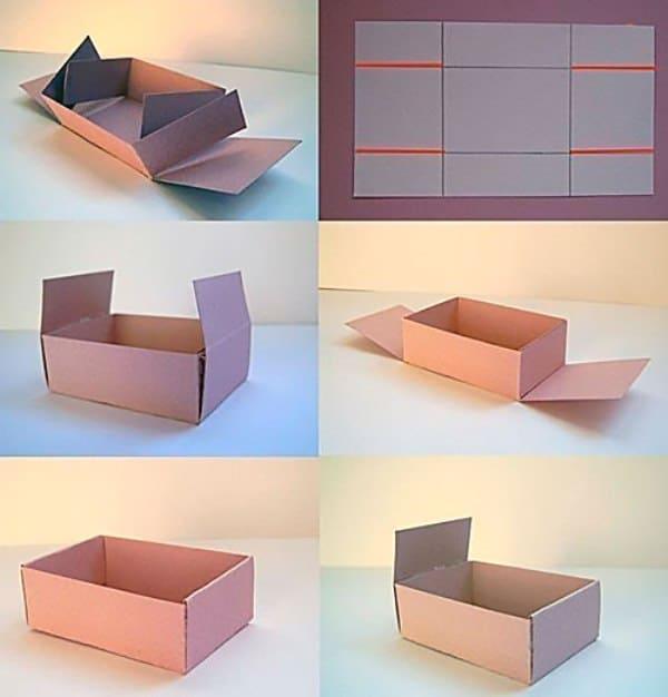 Основа для коробка
