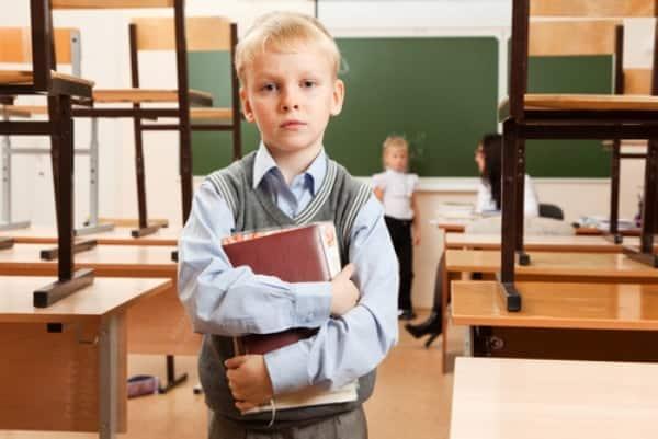 Ребёнок чуствует одиночетво в классе