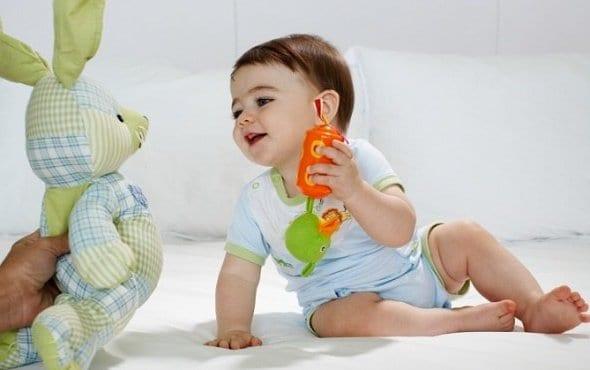 Активные игры с ребенком