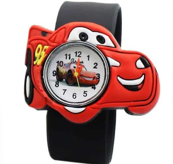 Детские часы с аналоговым циферблатом
