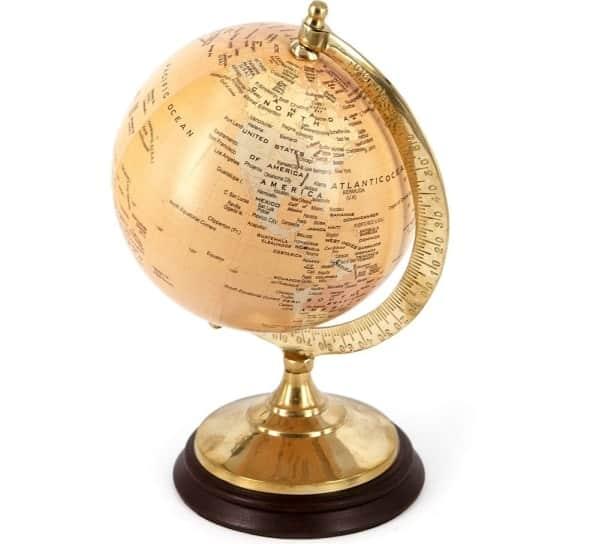 Древний глобус