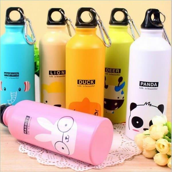 Стильная бутылка для воды
