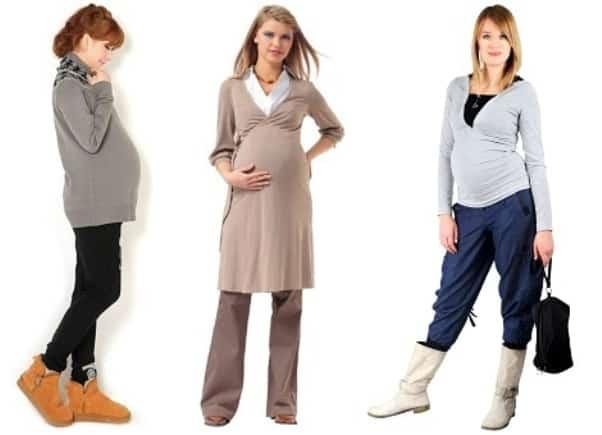 Обувь при беременности