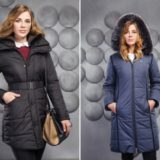 Женские куртки с климат контролем