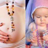 Драгоценные камни во время беременности