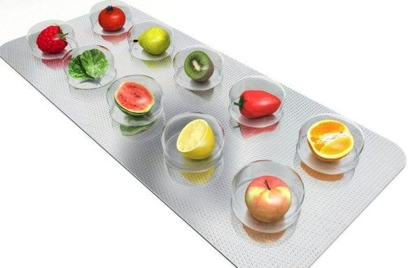 Фрукты в которых содержится витамин С