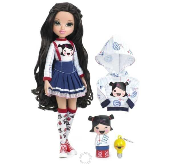 Симпатичная кукла Мокси