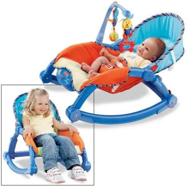 Кресло-качалка для грудничка
