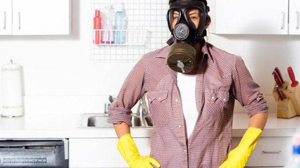 Неприятный запах в квартире