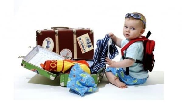 Собираем чемодан на море