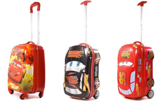Колёса чемодана