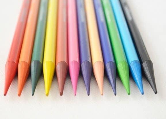 Акварельные карандаши для детей