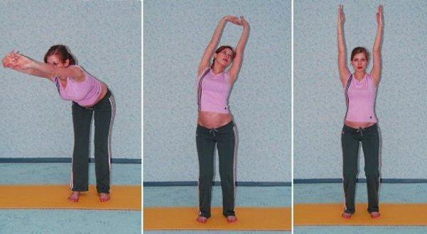 Фитнес для беременных в первом триместре