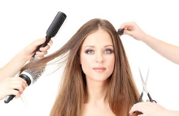 Стрижка, покраска волос