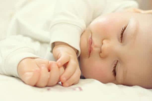 Сладкий сон грудничка
