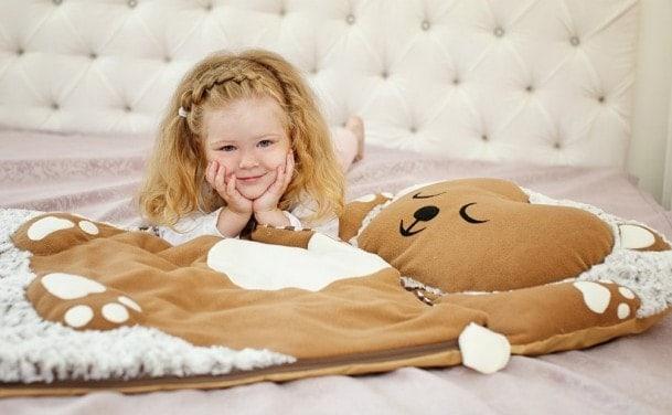 Спальник детский