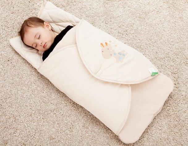 Спальный мешок для годовалого ребёнка