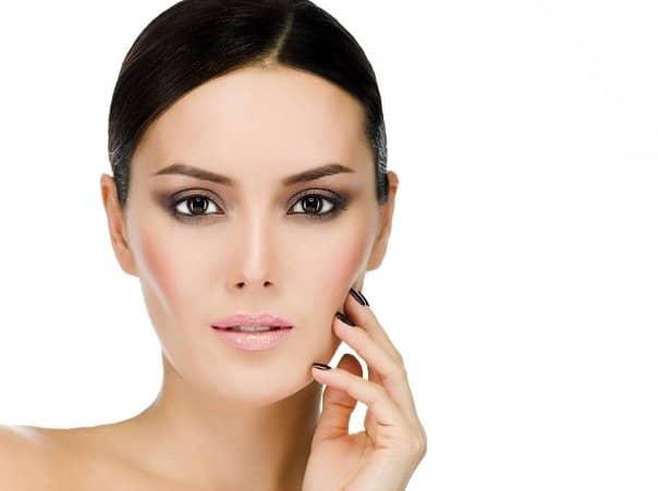 Фарфоровая кожа лица