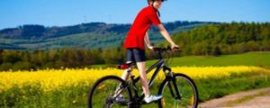 Велосипед для прогулок