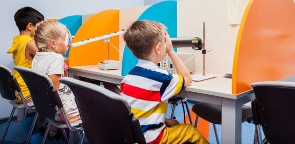 Лечение близорукости (миопии) у детей