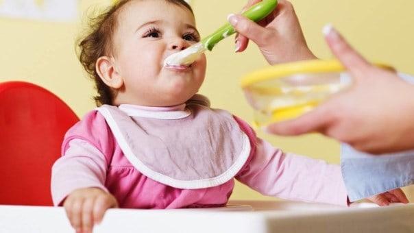 Прикорм ребёнка