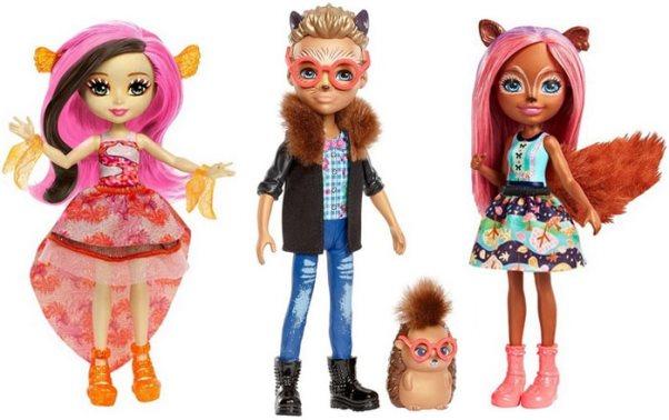 Куклы Энчантималс
