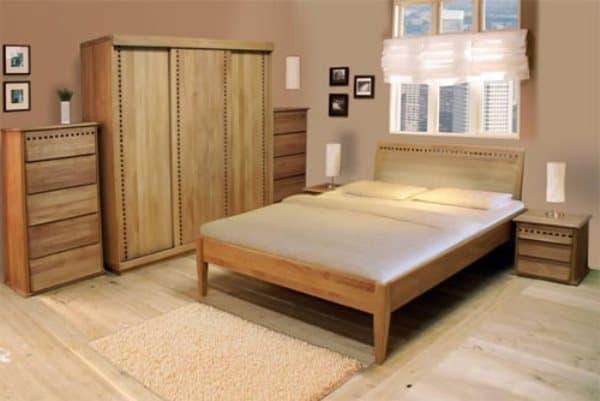 Кровать из сосны