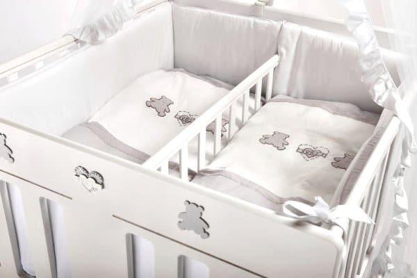 Совмещённая кроватка