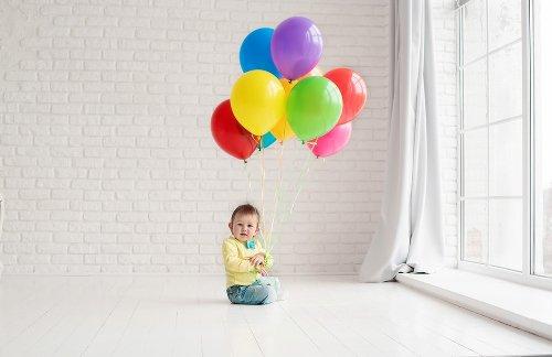 Фотосессия ребенка 1 год