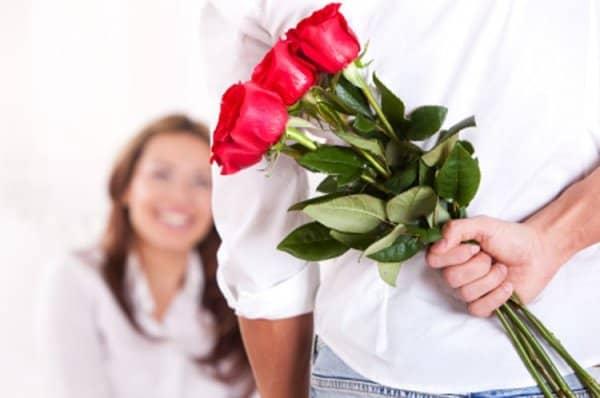 Розы на первом свидании