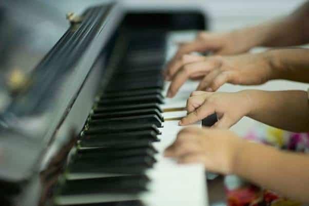 Обучение на фортепиано