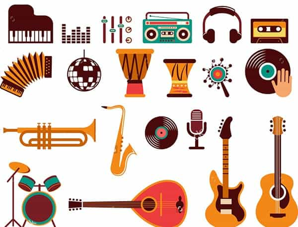 Разнообразие инструментов