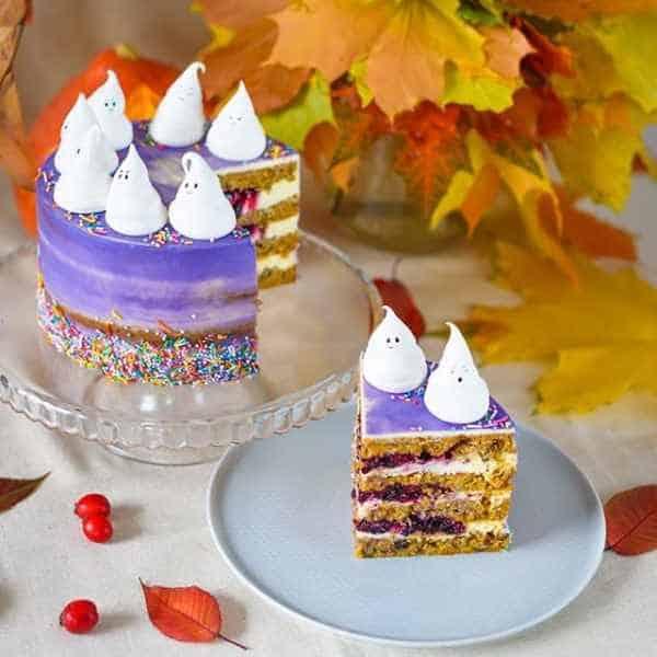 выпекание тортов